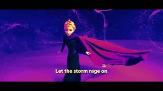 Copy of FROZEN   Let It Go Sing along   Official Disney HD