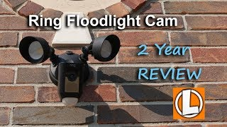 Ring Floodlight Cam - 2 Year Review. Does it still work?