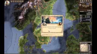 Crusader Kings II: The Old Gods Youtube Video