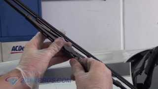 Wiper Blade Replacement Chevrolet Camaro