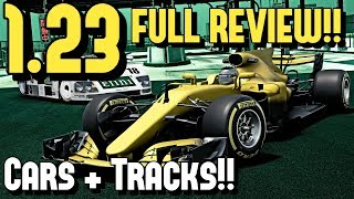 *FULL REVIEW* of GT SPORT 1.23 UPDATE!! (Cars, Tracks and Features!)