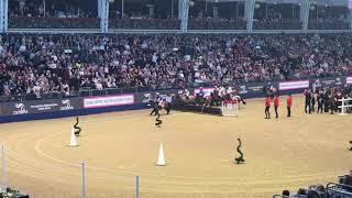 SHETLAND PONY GRAND NATIONAL - OLYMPIA LONDON 2017