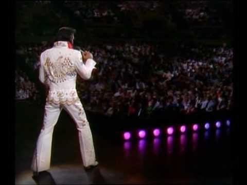 Elvis Presley - You gave me a mountain