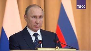 Путин потребовал принимать быстрые меры против завышения цен на ЖКХ