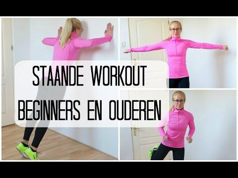 Bekend Gym Oefeningen Voor Senioren - Bette Blog &MF63
