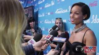 "ALICIA KEYS INTERVIEW- ""TEARS ALWAYS WIN"" AMERICAN IDOL"