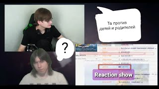 Reaction show:Римус против Тв (от канала Rimus)
