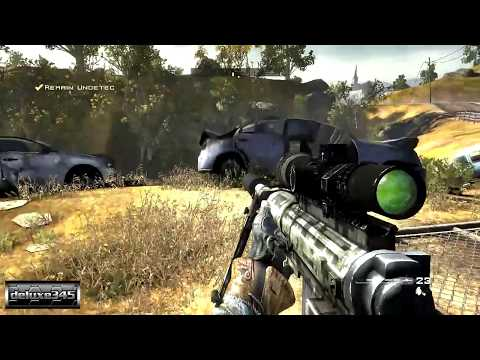 Gameplay de Homefront Ultimate Edition