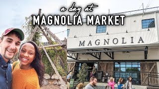 A Day At MAGNOLIA MARKET In Waco, TX!