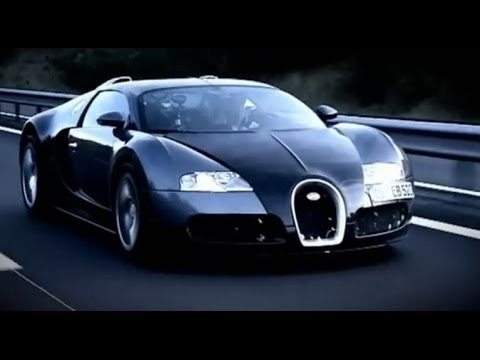 The Bugatti Veyron Race – Jeremy vs Hammond and May – BBC