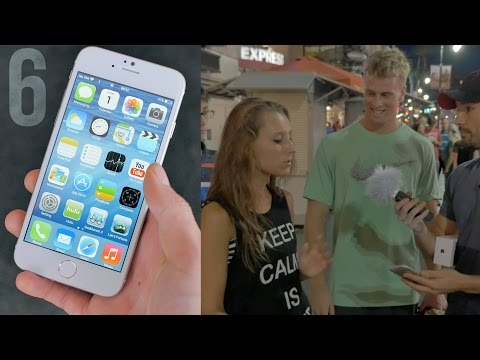 iPhone 6 Prank!