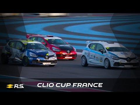 2018 Clio Cup France - Reportage Castellet