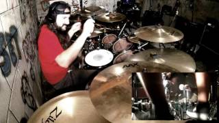 Caught in a Web (Dream Theater Drum Cover)