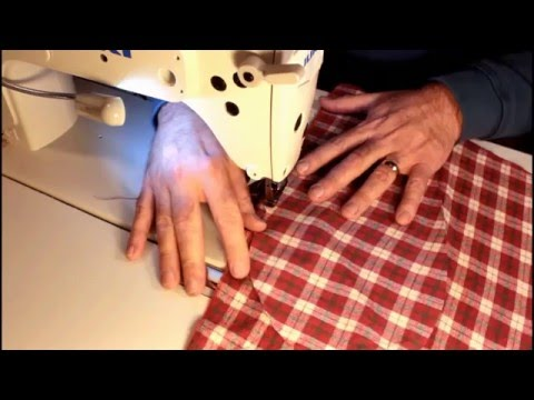 Download Flannel Pajama Pants With Pockets Sew Along. Complete Steps For The Beginner Sewer. HD Mp4 3GP Video and MP3