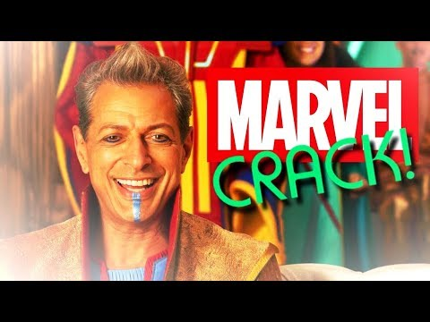MARVEL Crack/Song Spoof