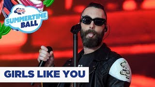 Maroon 5 – 'Girls Like You' | Live At Capital's Summertime Ball 2019