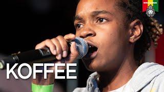 Koffee Live At The Bob Marley Celebrations 2019