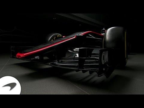 El nuevo coche de Fernando Alonso