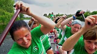 Irish Womens International Dragon Boat Team 2018