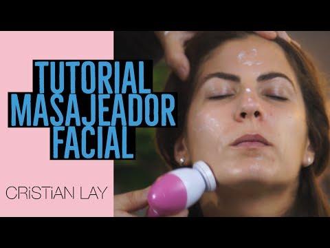 Tutorial masajeador facial - Cristian Lay y David Francés