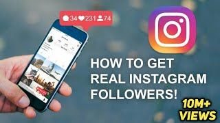 2018 How To Get 100% Real Unlimited Auto Instagram Followers & Likes |Free Instagram Followers Daily
