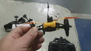 When It's Bad Weather | Indoor Fpv Flying | Bolt Bee By HolyStone