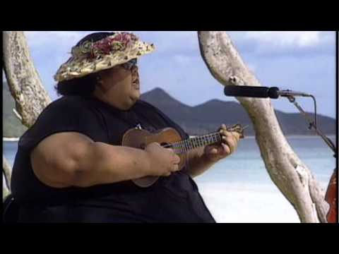 White Sandy Beach of Hawai'i (1993) (Song) by Israel Kamakawiwo'ole