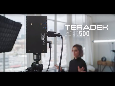 Teradek Ace 500 | Ultralight Wireless Video