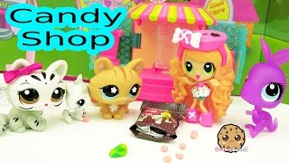 Out Of Candy - Kawaii Crush Doll & Littlest Pet Shop LPS Toys Play Video , Cookieswirlc