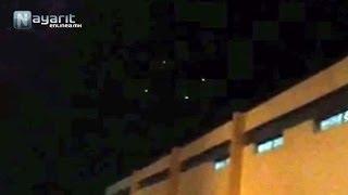 preview picture of video 'Captan luces en el cielo en Tepic'