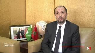 محسن جزولي يتحدث عن آفاق منطقة التبادل الحر الافريقية