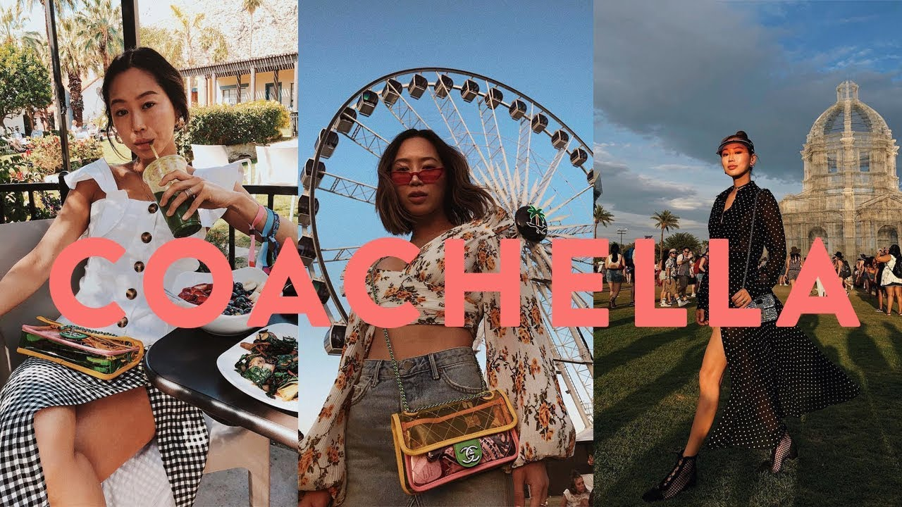 What to Wear to Festivals, What Beyonce's Performance Meant to Me, Coachella 2018 Vlog | Aimee Song