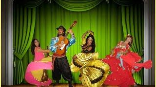 Цыганская таборная песня Кай ёнэ   Beautiful Gypsy Song Цыганский ансамбль ИЗУМРУД Класс!!!