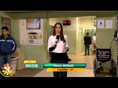 A falta de seringas num hospital de Juquitiba (SP) obriga pacientes diabéticos a reutilizarem as seringas nas aplicações de insulina. Veja na reportagem.