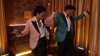 Bruno Mars, Anderson .Paak, Silk Sonic - Leave The Door Open (Live from the BET Awards)