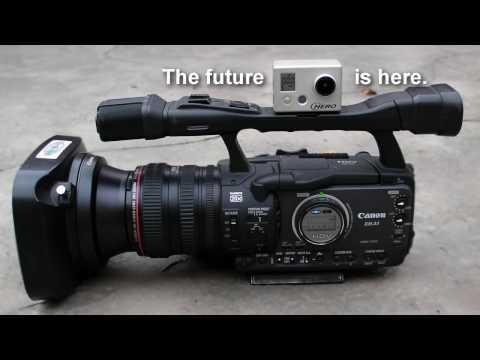 HD Hero SHOOTOUT: Canon XH-A1 HDV vs. GoPro HD HERO