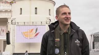 Harcerze ZHPnL przygotowani do Białej Służby/Wilnoteka