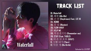 [Full Album] B.I (비아이) - WATERFALL