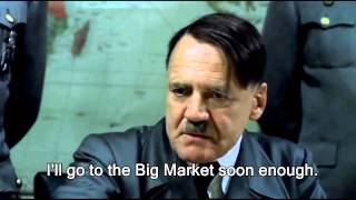 Hitler plans to become a cocalar.
