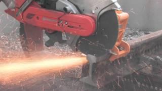 K1270 / K1260 Rail Saw from Trak-Star