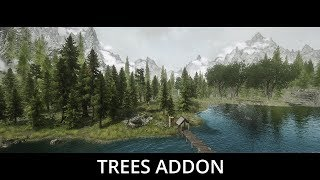 Trees Addon showcase