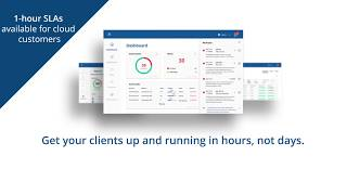 Unitrends MSP video