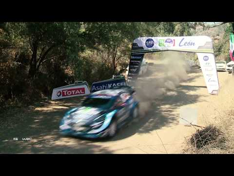 WRC - Rally México 2019 / M-Sport Ford WRT: Sunday Highlights