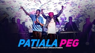 Gambar cover Patiala Peg Cover By African Students | Punjabi Songs | Diljit Dosanjh | Jay K | Speed Records