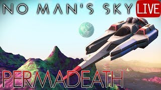 No Man's Sky PERMADEATH Playthrough #21 EPIC S Class Fighter & Making Units