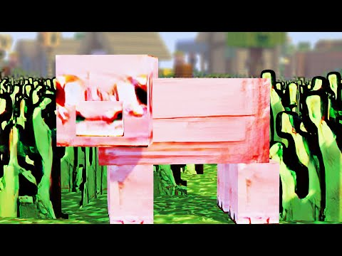 an AI created This Minecraft Texture Pack