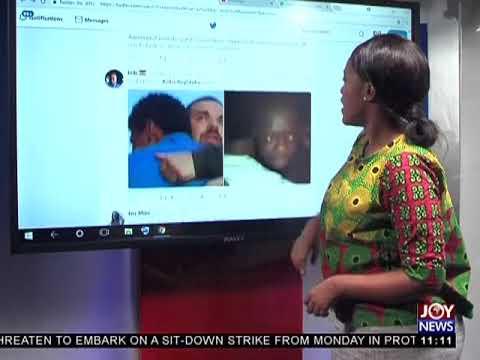 Anyidoho Charged With Treason - News Desk on Joy News (28-3-18)