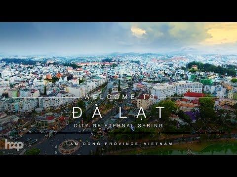 Đà Lạt, thành phố mộng mơ