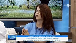 Mysafiri i Mëngjesit - Arta Berisha & Dhurata Prokshi 22.06.2021