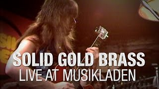 "Sweet - ""Solid Gold Brass"", Musikladen 11.11.1974 (OFFICIAL)"